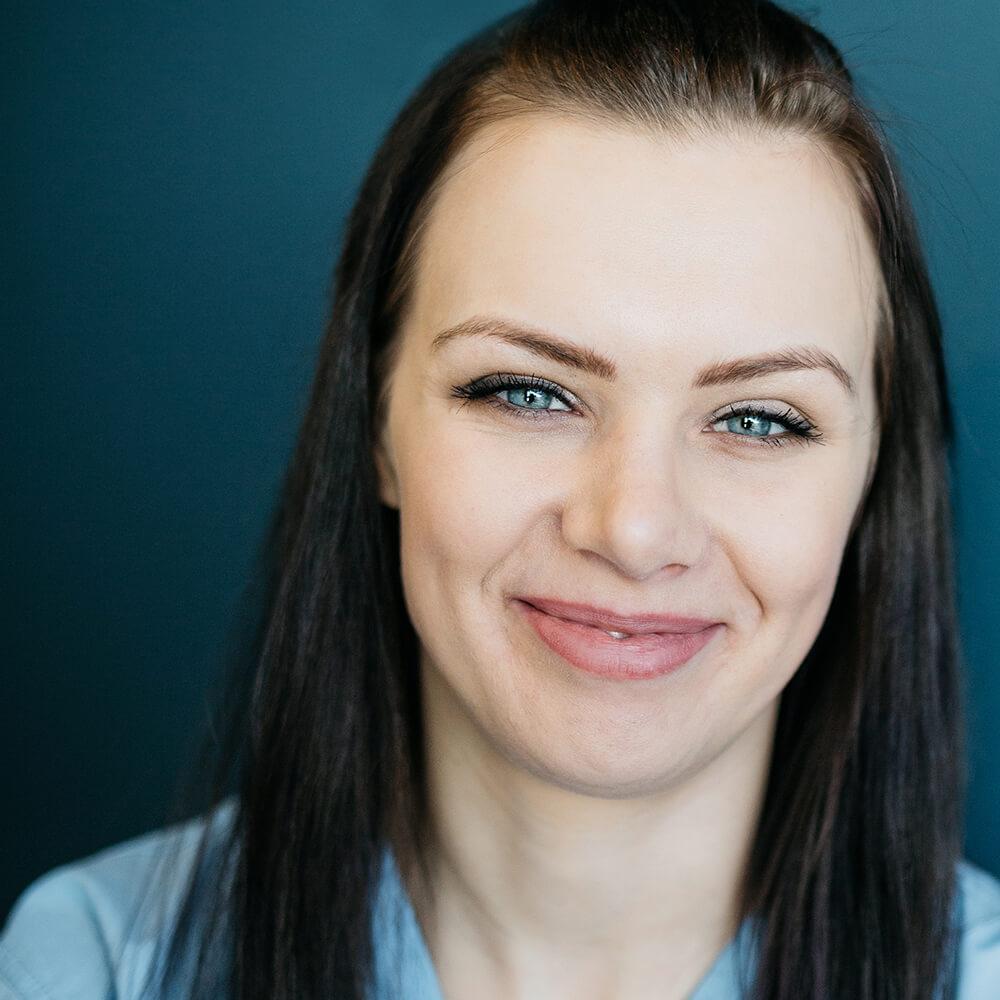 Tannhelsesekretær Aneta Adamczewska, City Nord Tannhelse